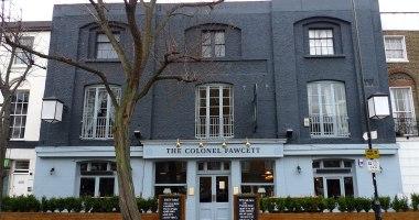 Photo of Colonel Fawcett pub