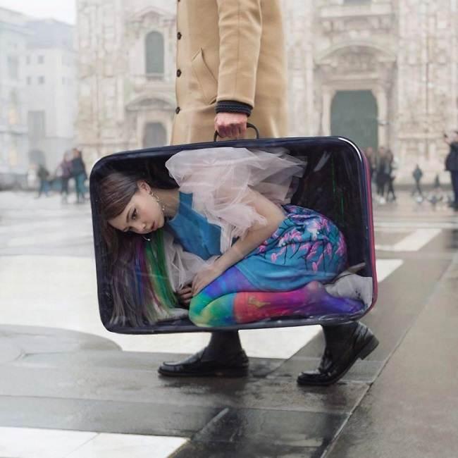 © Ellen Sheidlin rus sanatçı