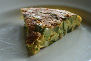 courgette-frittata camel csa