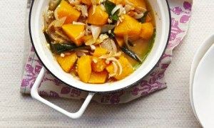 10 best Mauritian Pumpkin Curry