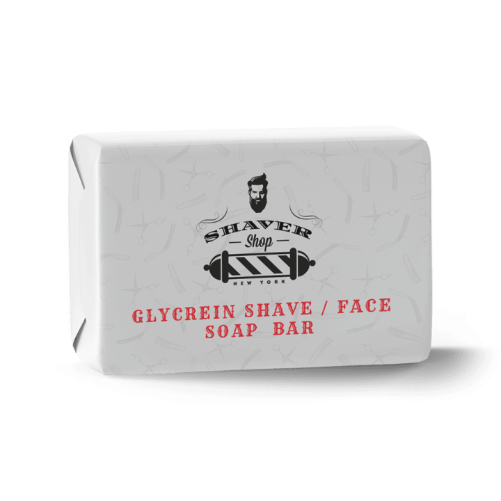 Glycerin Shave/Face Soap Bar