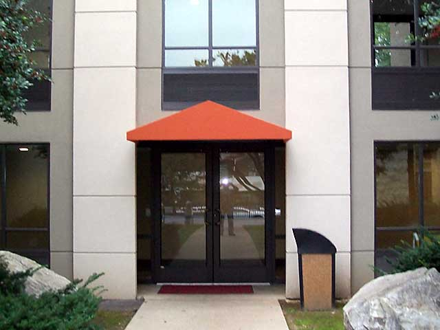 The Gable Camel Awning Amp Metal Canopy