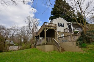 866 Magnolia St Ardmore WS For Sale back yard