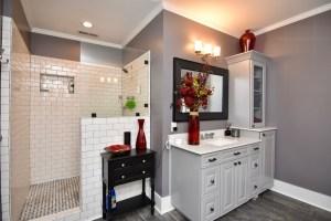 903 West End Blvd, WS master bath