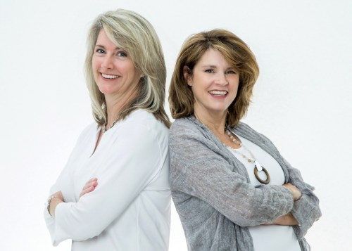 Kristin Ranson & Toni Phillips, the PR Team with LRB in Winston Salem NC