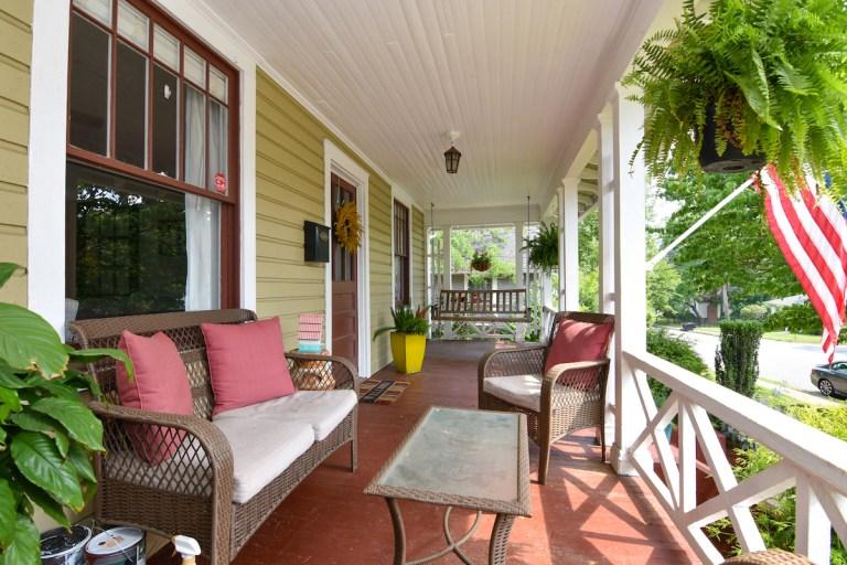 621 Granville St, West Salem, front porch