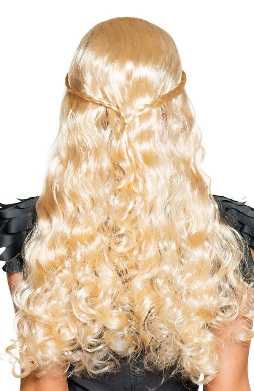 perruque reine des dragons