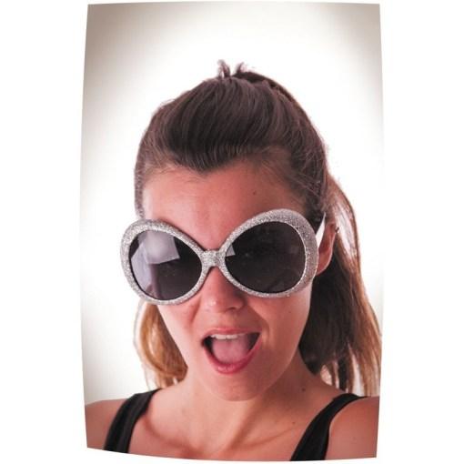 lunettes argent