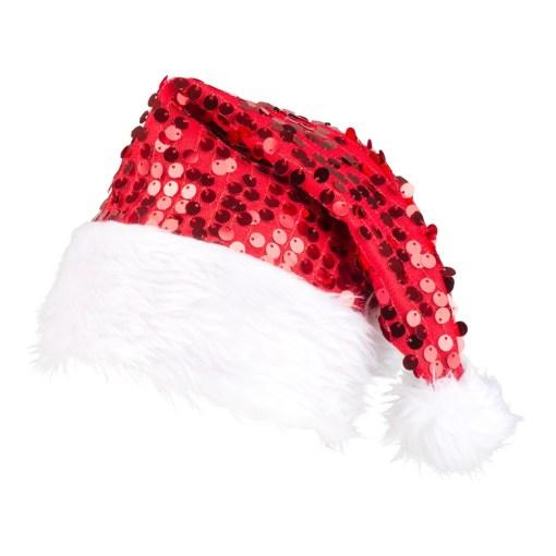 Bonnet Noël sequins