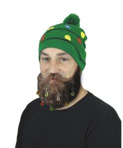 Boules de Noël barbe