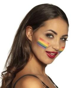 Stick Rainbow pride