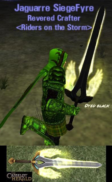 Paladin Satago Great Sword Items Dark Age Of Camelot ZAM
