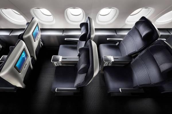British Airways Seating