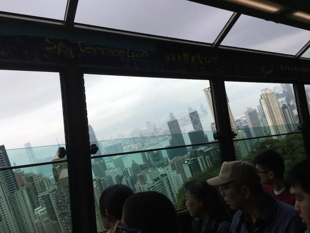 Peak Tram View