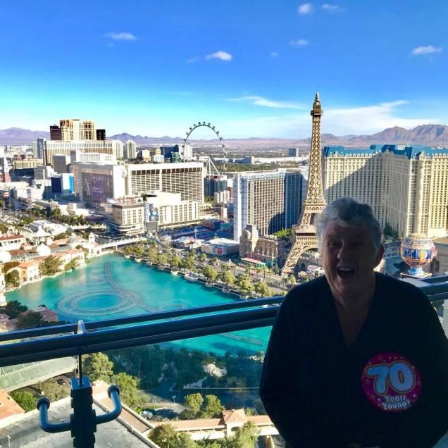 Mrs Natrass Las Vegas Dec 2017