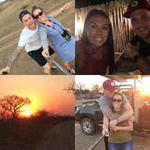 Mr & Mrs Hill Safari July 2016