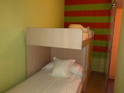 Lanzarote Mar Family Suite Bunk Beds
