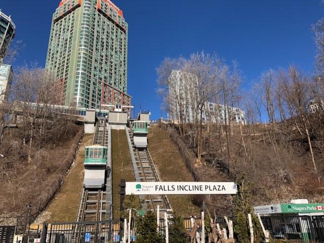 Falls Incline Niagara