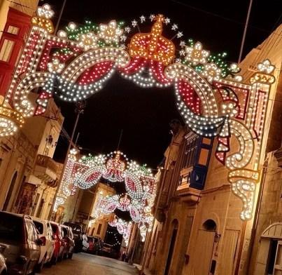 Fiestas in Gozo
