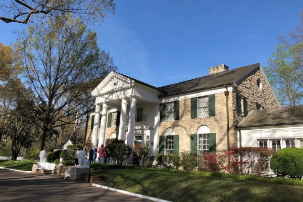 Graceland Mansion Memphis