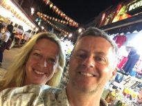 Mr & Mrs McGillion Singapore