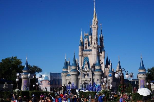 Orlando's amusement parks