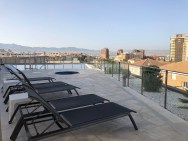 Allegro Granada Rooftop Pool View