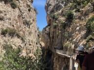 Caminito del Rey group north access