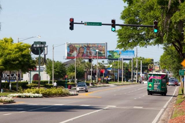 Orlando International Drive