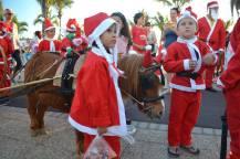 Santa Parade Puerto del Carmen
