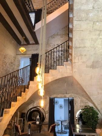 Staircase Alicante Palacete
