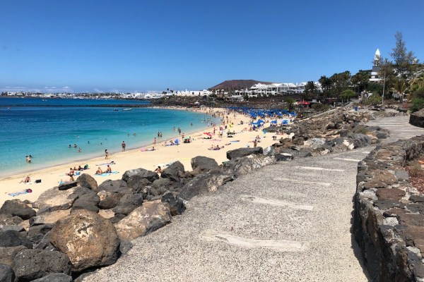 Playa Dorada Lanzarote best beaches