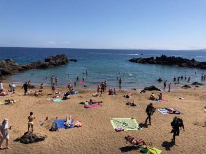 Playa Chica Beach Puerto del Carmen