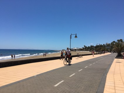 Playa Matagorda Promenade