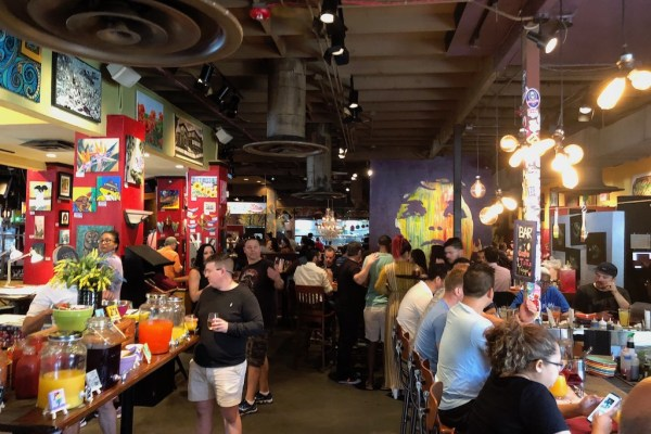 Foodies in Florida Cafe Tu Tu Tango