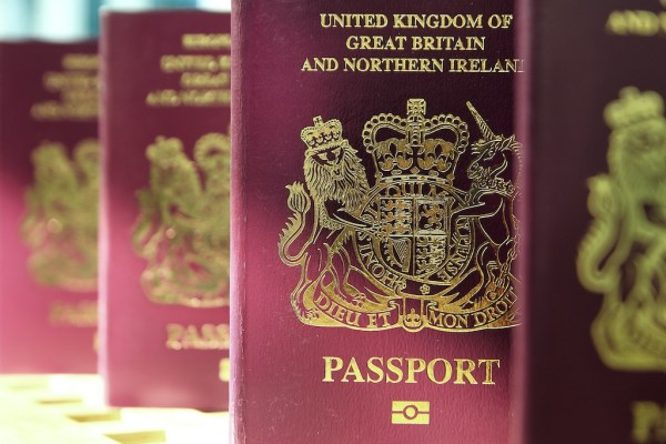 British Passport Brexit