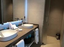 Lava Beach Hotel Bathroom