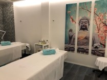 Lava Spa Treatment Room