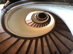 Barozzi Palace staircase
