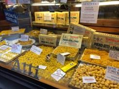 Pasta window shopping