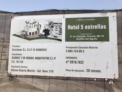 Costamar SL project Parcela AB10 Playa Blanca