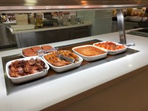 Cooked breakfast plus a selection of fried, scrambled or boiled eggs and hash browns