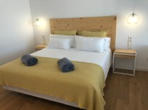 Suite double bed