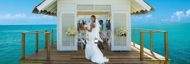 Weddings at Sandals
