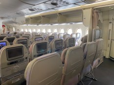 Emirates economy seats