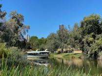 Adelaide River Boat