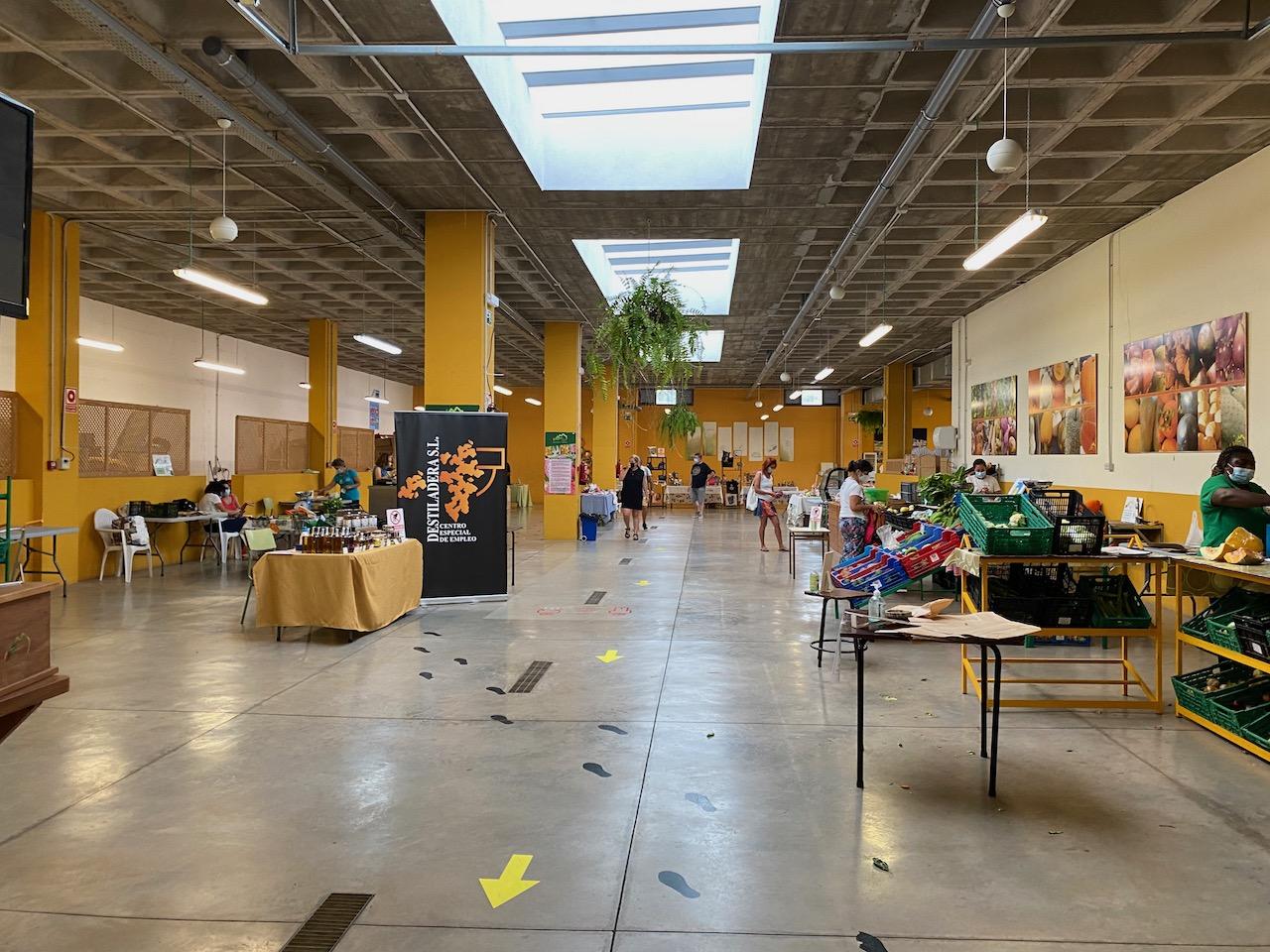 Inside the Agromercado