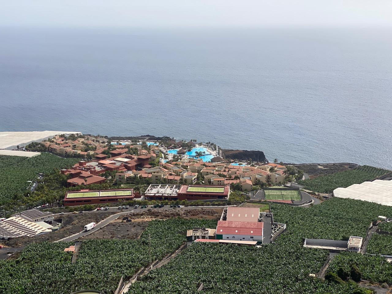 La Palma & Teneguía hotel