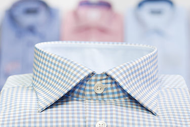 Men's Hand Washed Dress Shirt