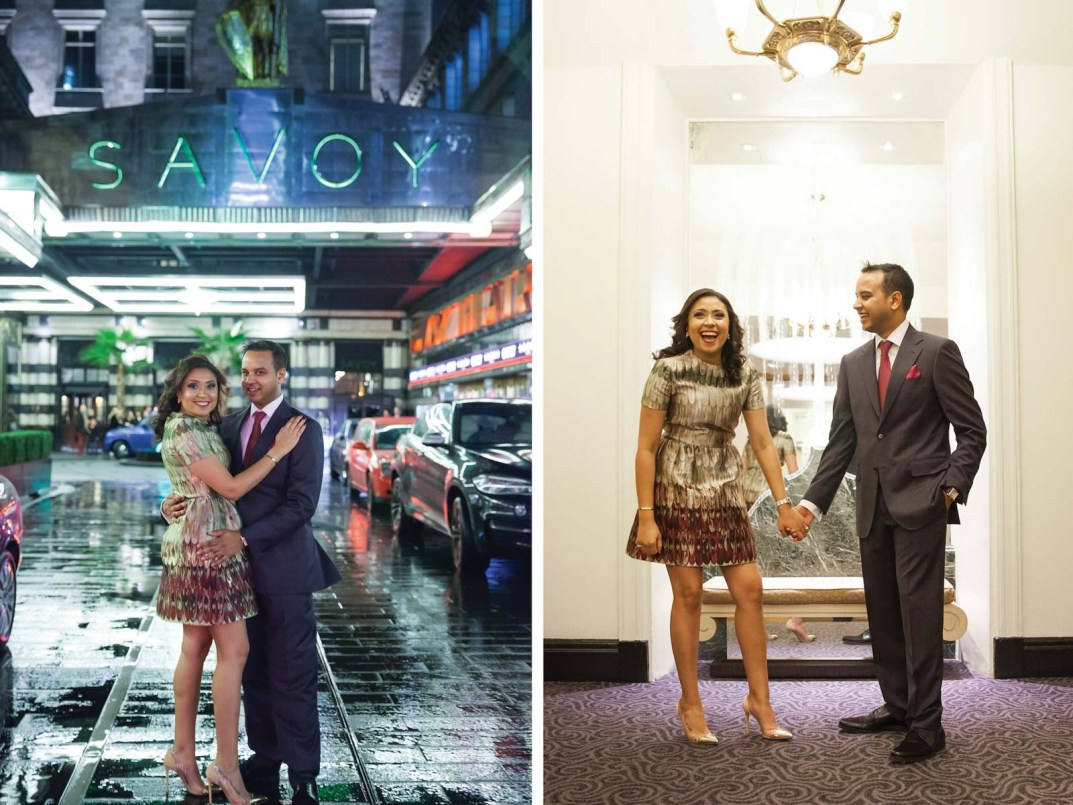 Engagement Party at The Savoy Hotel London Event Photography by Cameo Photography